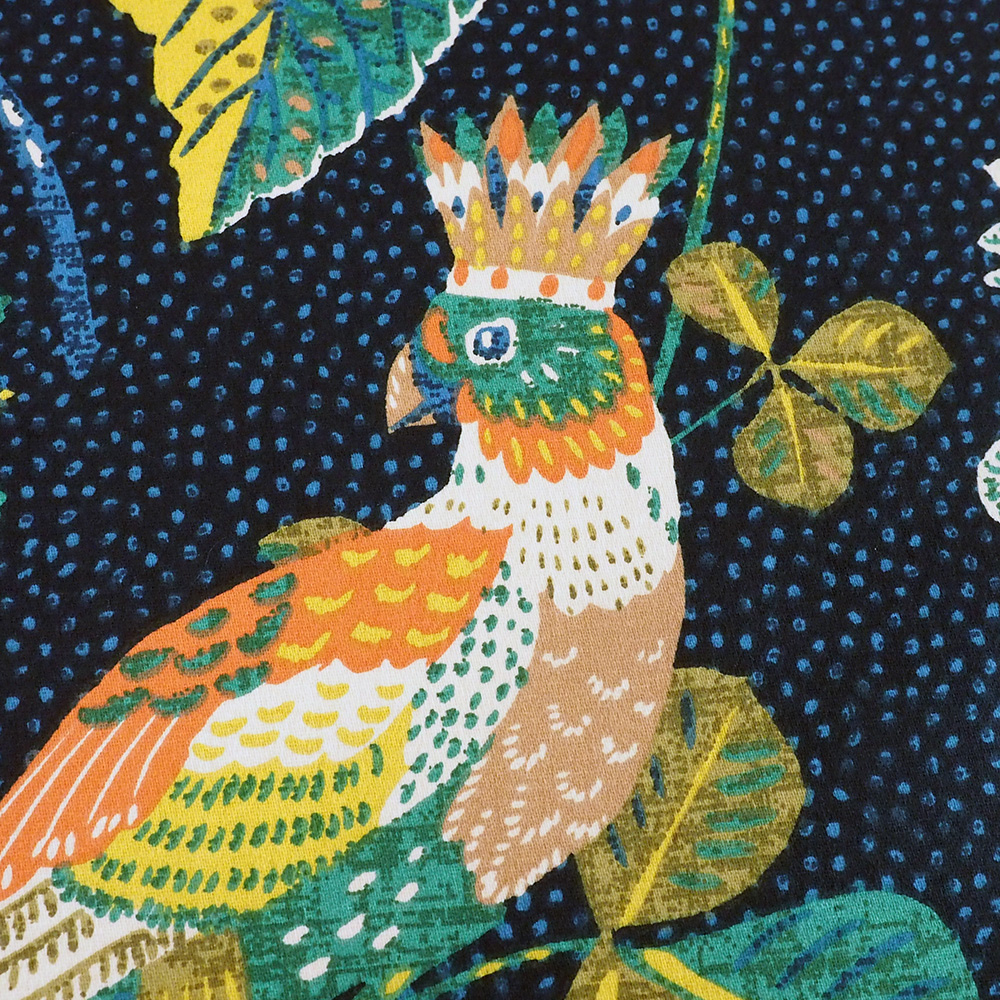 Fabric - King Parrot