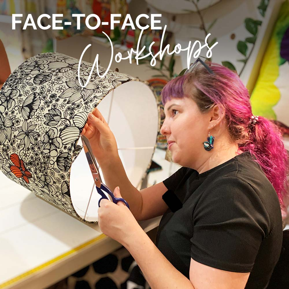 Lampshade workshops