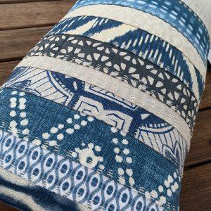 Slow Stitched Cushion Kit Coastal