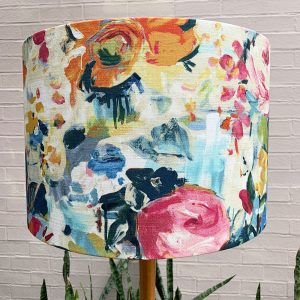 Double sided lampshade