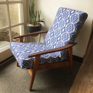 TV Chair restoration